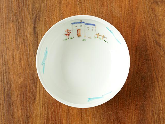 波佐見 陶房青 吉村陶苑  陶房青専門ショップAo プロバンス ボウル(小) 鉢
