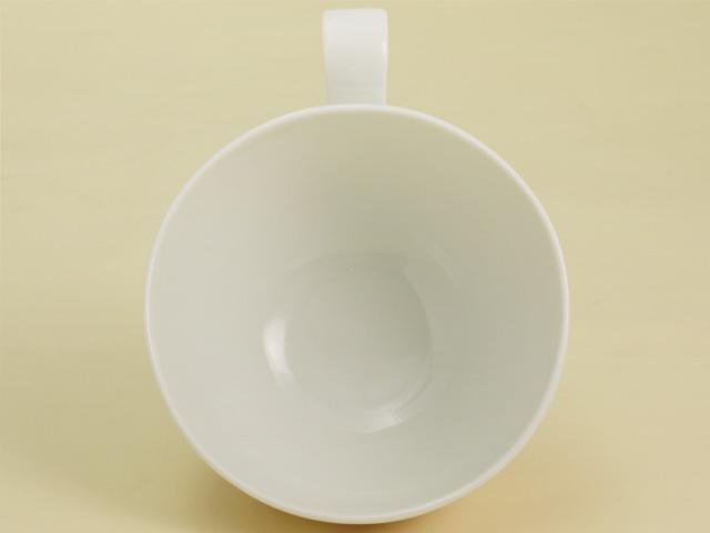 赤絵唐草 スープカップ